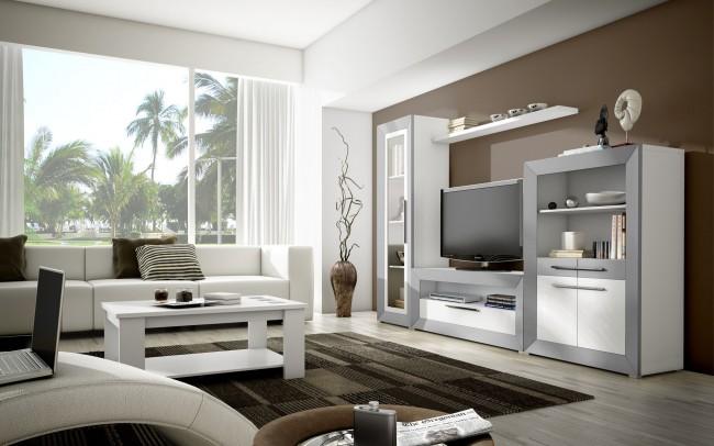 Composici n 3 muebles guzman - Muebles en mancha real ...